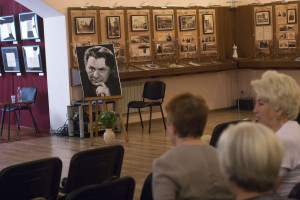 Юбилейный вечер Евгения Носова , Ялта 24 мая 2015 года
